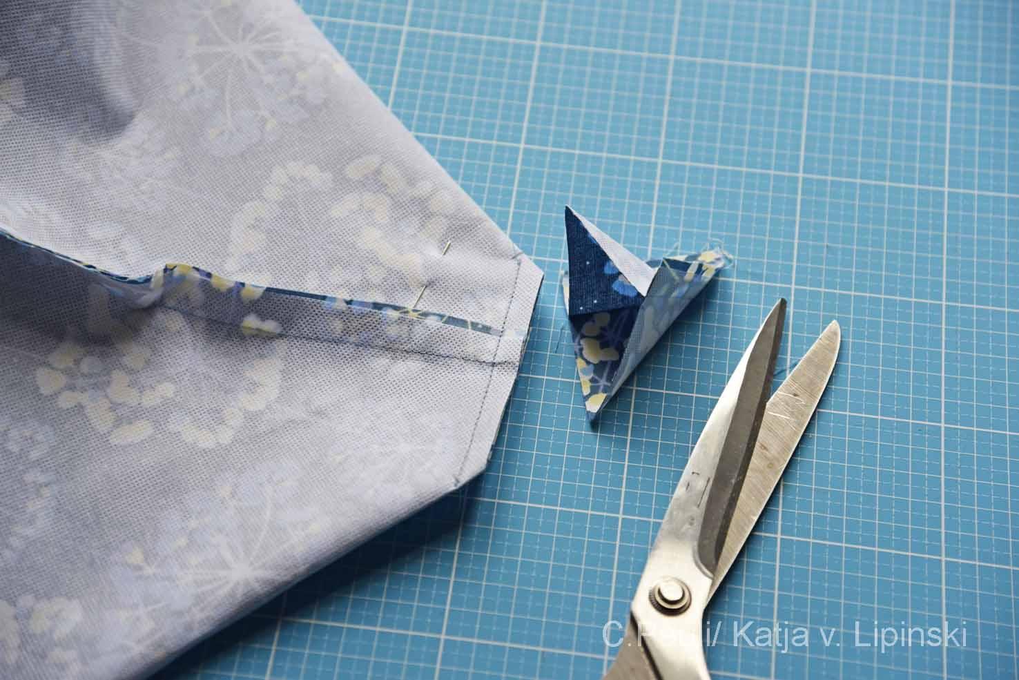 Nähen: Strandtasche mit Anleitung selber nähen   C.Pauli Nature Blog