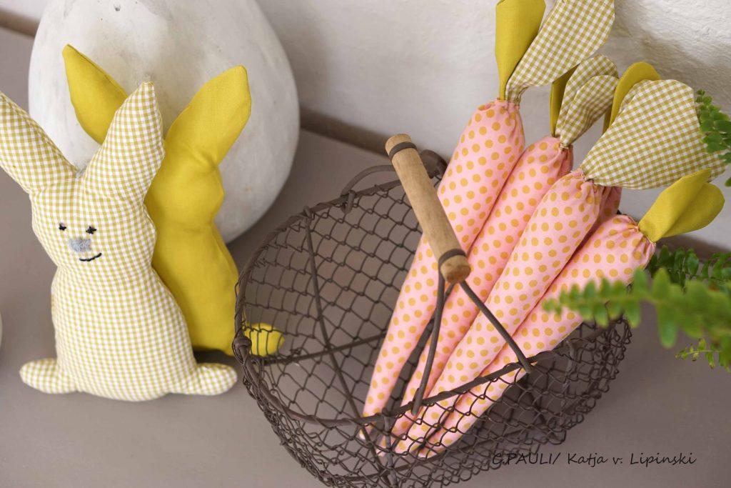 osterhasen und karotten wir n hen c pauli nature blog. Black Bedroom Furniture Sets. Home Design Ideas