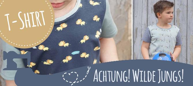 T-Shirts für wilde Kerle