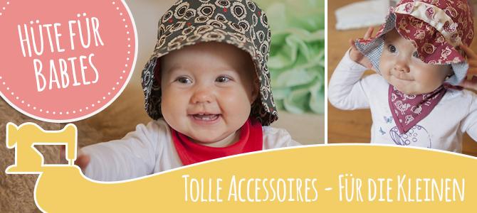 Hüte für Babies