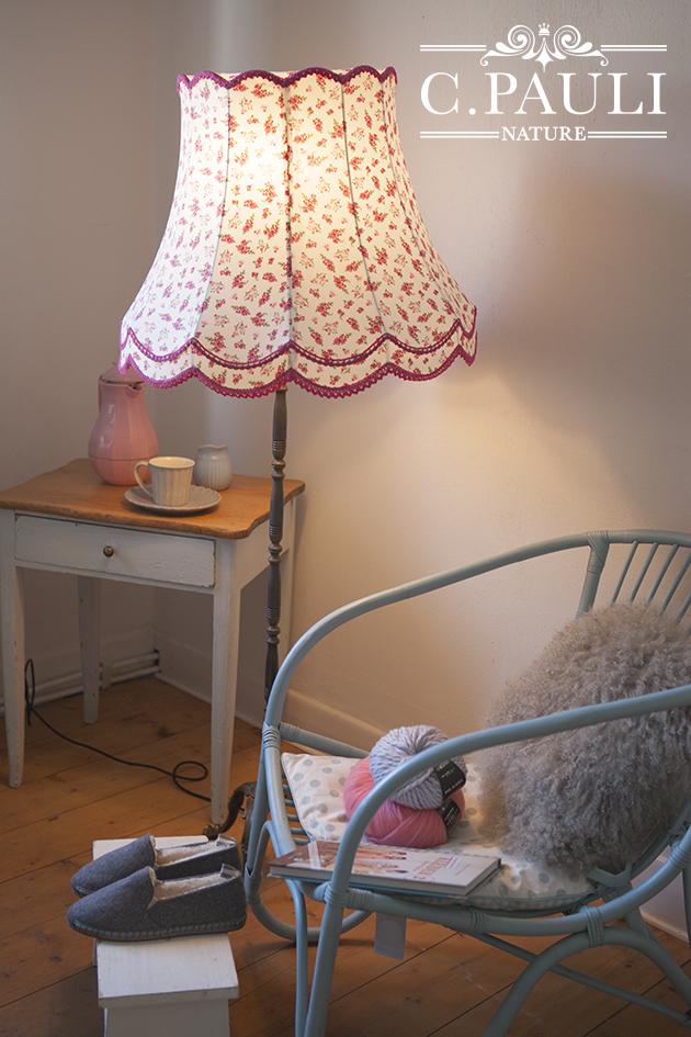 upcycling lampenschirm c pauli nature blog. Black Bedroom Furniture Sets. Home Design Ideas