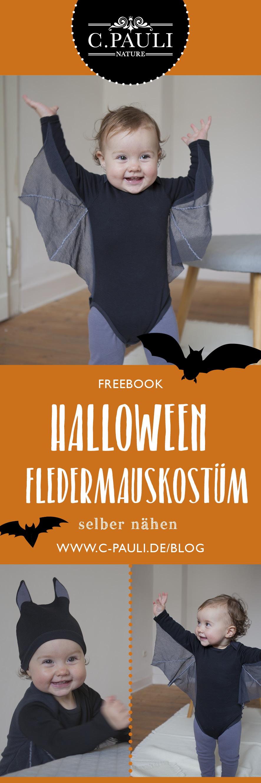 baby halloweenkost m fledermaus schnittmuster und tutorial c pauli nature blog. Black Bedroom Furniture Sets. Home Design Ideas