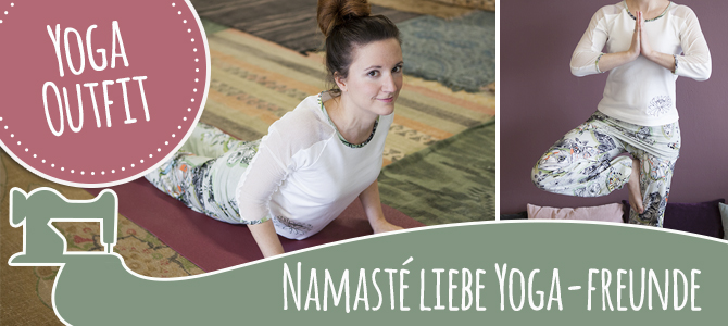 Yoga Outfit – schick entspannen