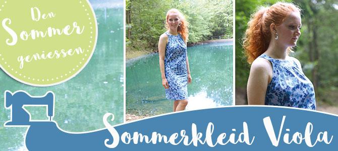 Sommerkleid Viola