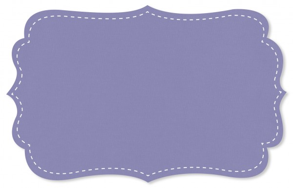 Voile Stoff - uni - deep periwinkle