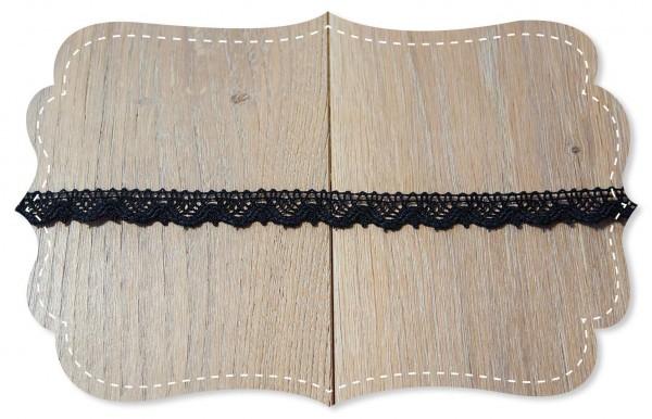 Spitze Alicante black