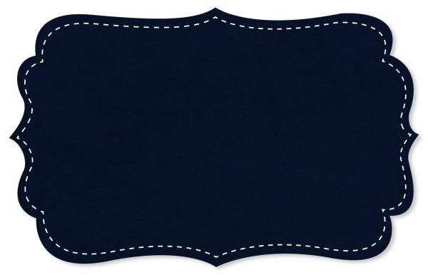 Nicky Stoff - uni - navy blazer