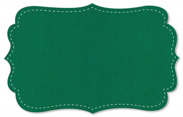 Lyocell - uni - quetzal green
