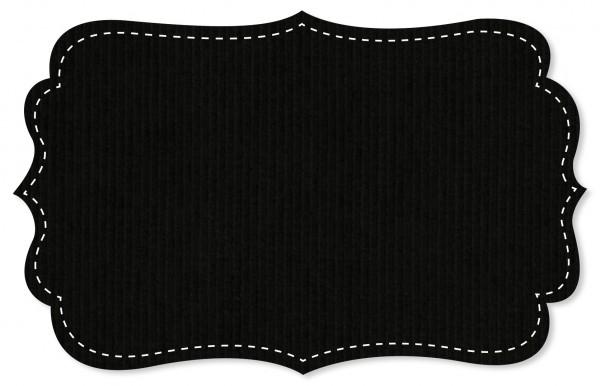 Cord - uni - black