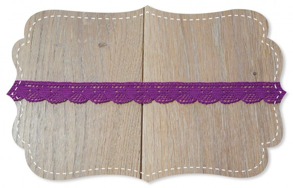 Spitze Marbella purple