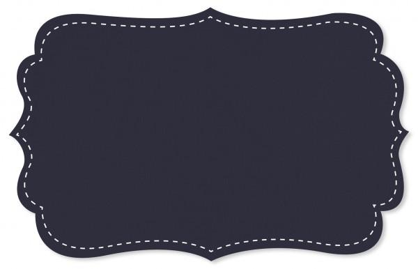 Popeline fein Stoff - uni - navy blazer