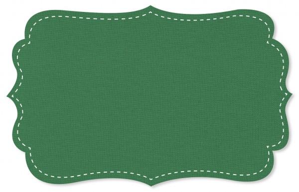 Bündchenware Rib 1x1 Stoff - uni - turf green