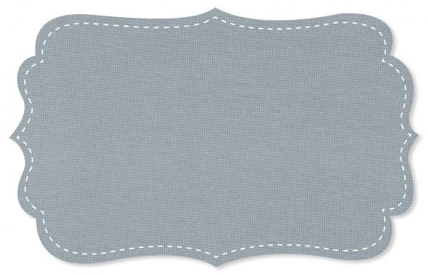 Bündchenware Rib 1x1 Stoff - uni - kentucky blue