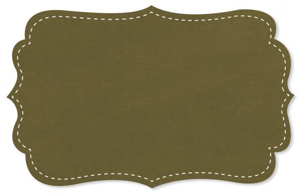 Nicky Stoff - uni - ivy green