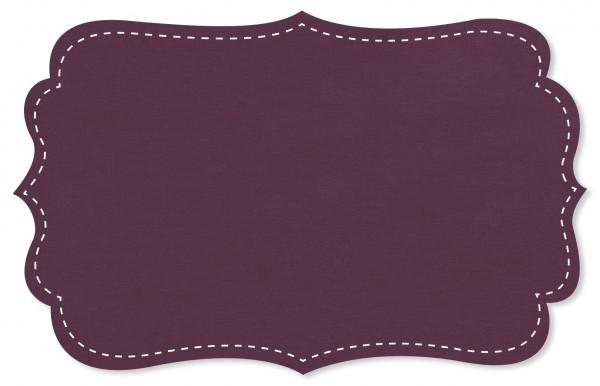Nicky Stoff - uni - purple passion