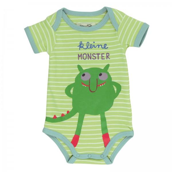 "Kurzarmbody ""kleine Monster"""
