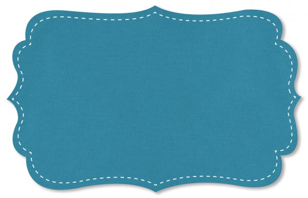 Popeline fein Stoff - uni - pagoda blue
