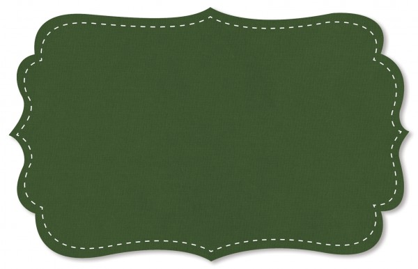 Popeline fein Stoff - uni - cedar green