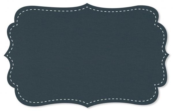 Bündchenware Rib 1x1 Stoff - uni - blue mirage