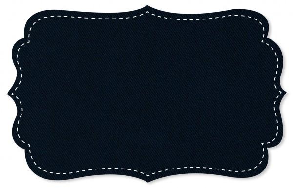 Soft Twill uni Stoff - uni - navy blazer
