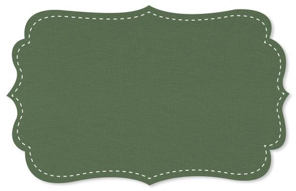 Bündchenware Rib 1x1 Stoff - uni - green bay