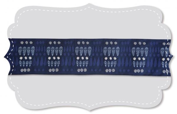 Ethno blau