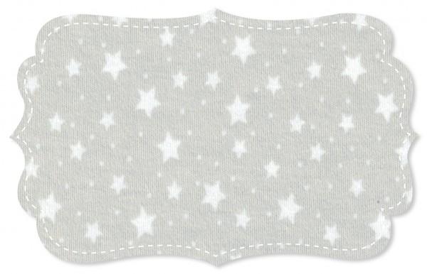 Interlock Stoff - starry sky wind chime