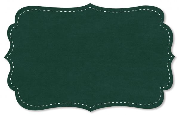 Nicky Stoff - uni - dark green