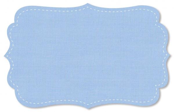 Popeline –HeiQ Viroblock - uni - sky blue