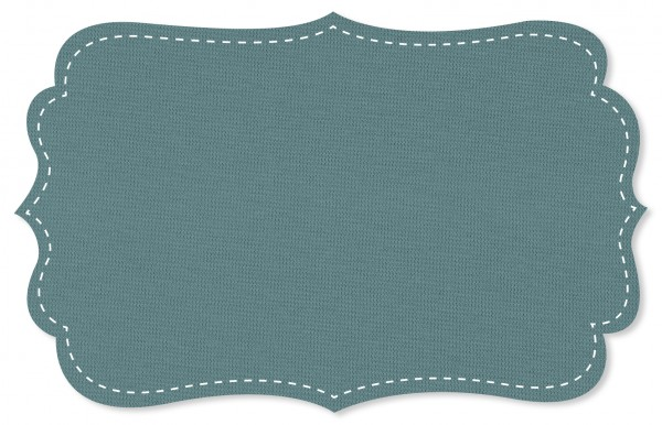 Bündchenware Rib 1x1 Stoff - uni - stone blue