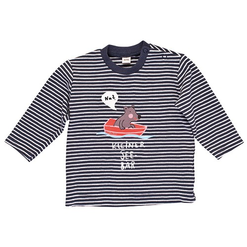 Langarm-Shirt kleiner Seebär