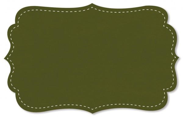 Nicky Stoff - uni - cedar green