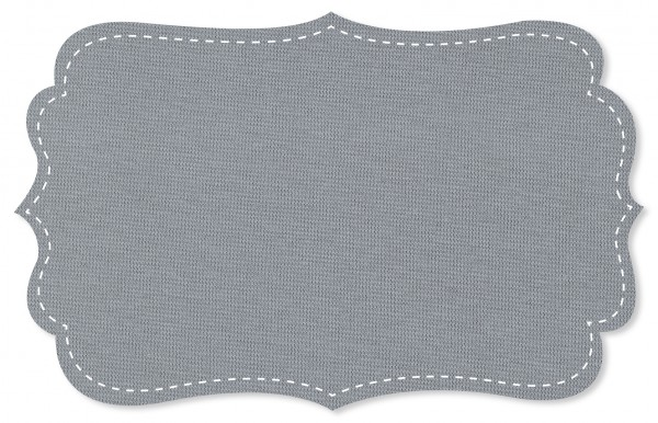Bündchenware Rib 1x1 Stoff - uni - alloy grey