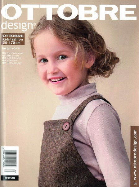 OTTOBRE HERBST KIDS FASHION 4/2019