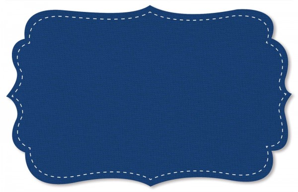 Bündchenware Rib 1x1 Stoff - uni - nautical blue