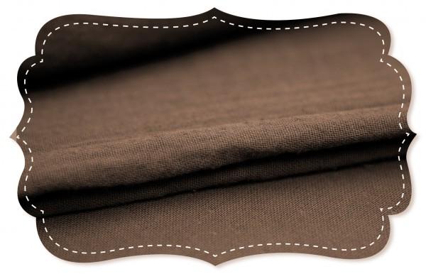 Musselin - uni - shopping bag