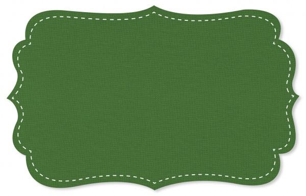 Bündchenware Rib 1x1 Stoff - uni - grün