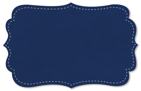 Nicky Stoff - uni - strong blue