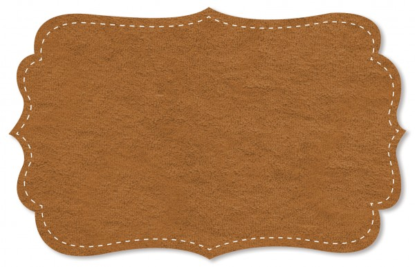 Strickfrottee Stoff - uni - sudan brown