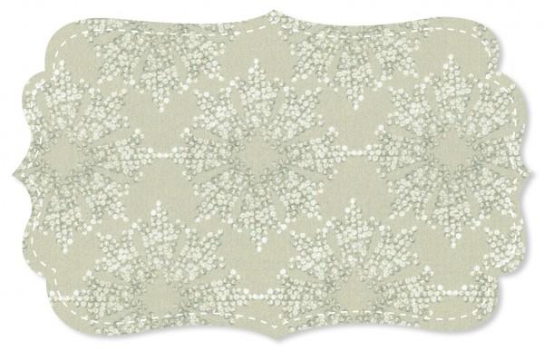 Cotton Lawn Stoff - Seda stone