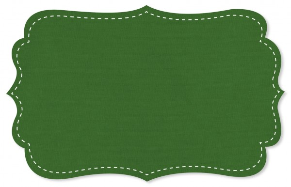 Popeline fein Stoff - uni - medium green