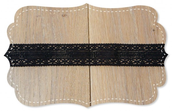 Spitze Zamora black