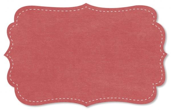 Nicky Stoff - uni - slate rose
