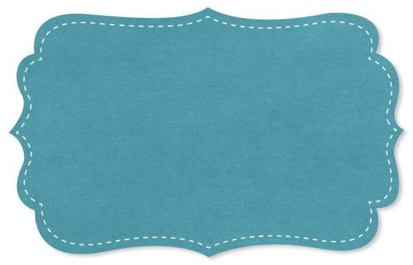 Nicky Stoff - uni - pagoda blue