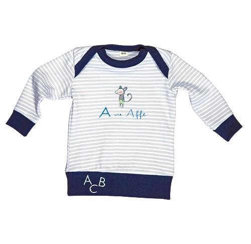 Langarm-Shirt A wie Affe