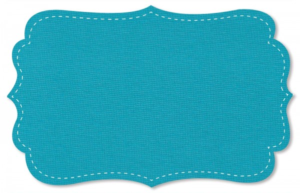 Bündchenware Rib 1x1 Stoff - uni - maui blue
