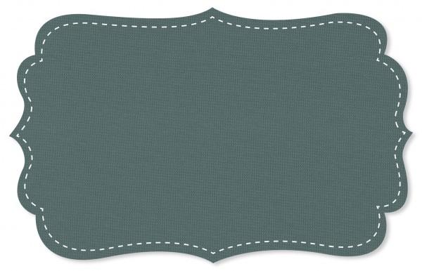 Bündchenware Rib 1x1 Stoff - uni - smoke blue
